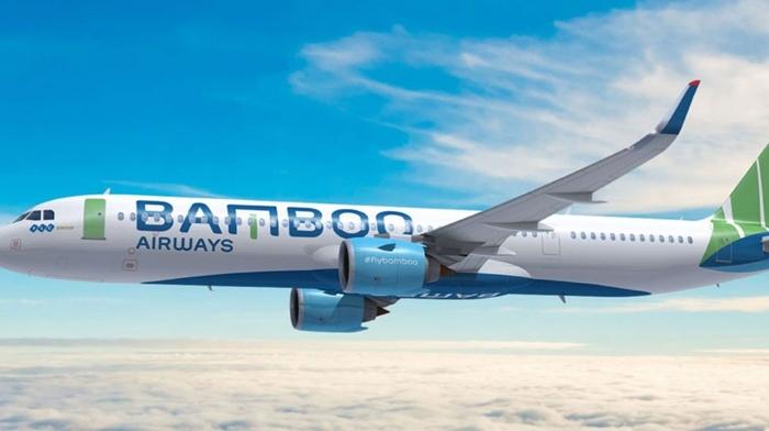 Hãng hàng không Bamboo với máy bay nổi bật