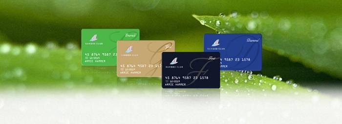 Thẻ hội viên Bamboo Club của Bamboo Airways
