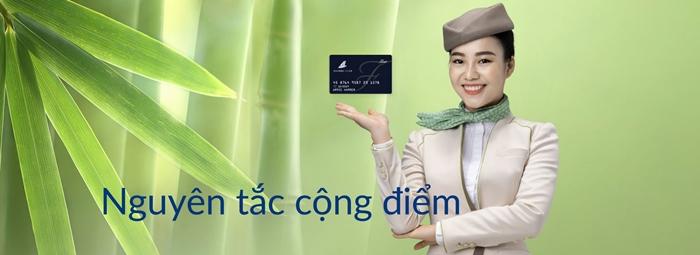 Nguyên tắc cộng điểm của Bamboo Airways cho hội viên chương trình Bamboo Club