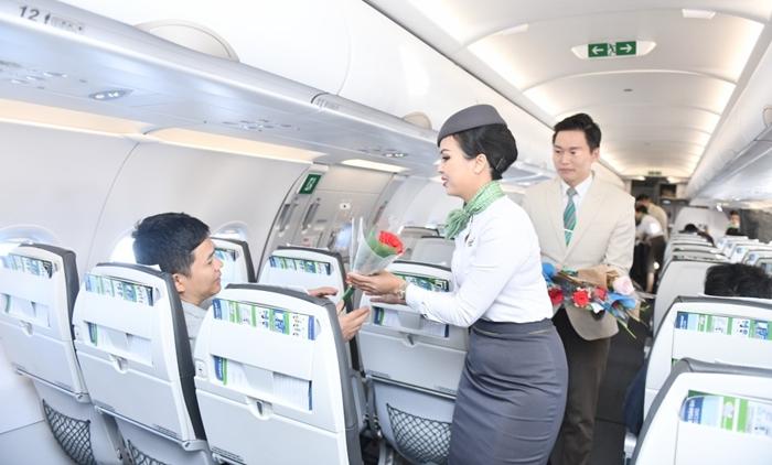 Cùng Bamboo Airway trải nghiệm những vùng đất mới