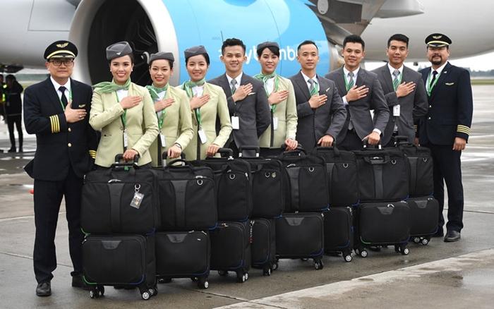 Đội bay của Bamboo Airways