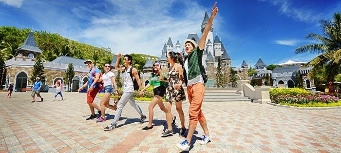 Đặt chỗ theo đoàn Bamboo Airways du trải nghiệm du lịch cùng nhóm bạn