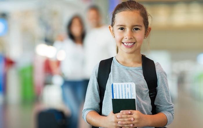 Trẻ em đi máy bay Bamboo Airways cần những giấy tờ gì?