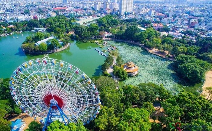 Thời điểm từ tháng 12 đến tháng 4 là thời điểm lý tưởng đến Hồ Chí Minh