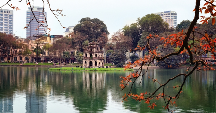 Mùa thu là thời điểm thích hợp nhất để trải nghiệm Hà Nội