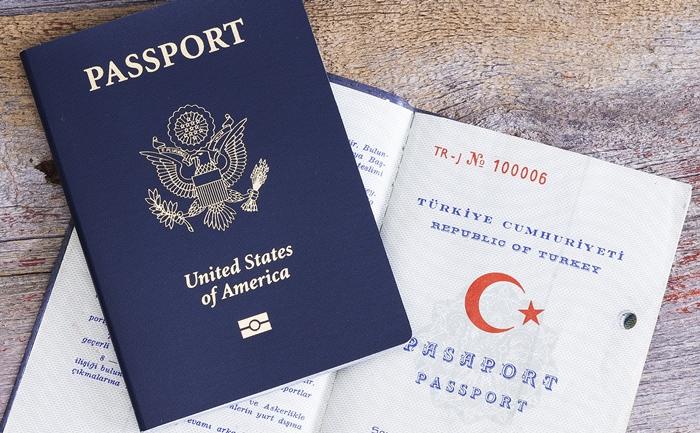 Hộ chiếu giấy tờ quan trọng đối với các chuyến bay quốc tế