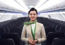 Bamboo Airways hãng hàng không đúng giờ nhất Việt Nam