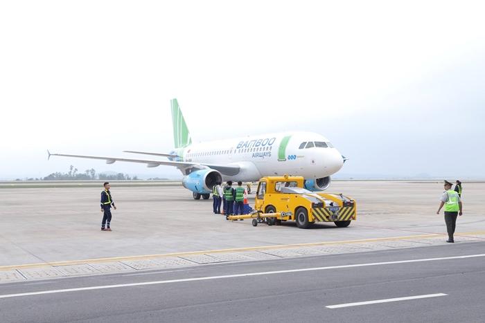 Bamboo Airways sẽ khai thác hành trình này với tần suất 4 chuyến/ tuần