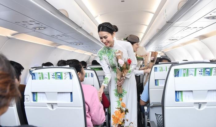 Đại tiệc khuyến mãi vé máy bay từ Bamboo Airways