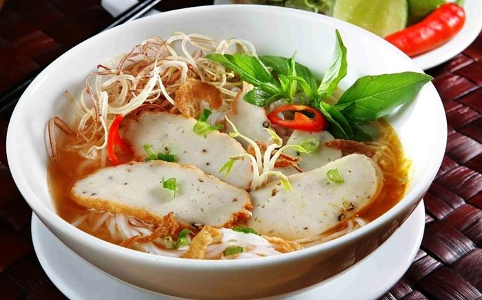 Hương vị đâm đà của bánh canh Phú Quốc