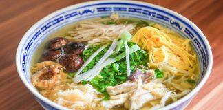 Bún Thang - Tinh hoa ẩm thực Hà Nội