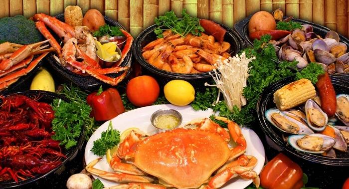 Mê mẩn những món hải sản Phú Quốc cực ngon