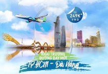 Khuyến mãi Bamboo Airways vé máy bay từ 249k đường bay Hồ Chí Minh – Đà Nẵng dịp Quốc Khánh