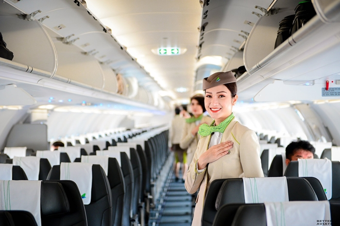 Lịch bay nội địa mùa đông Bamboo Airways 2019 – 2020
