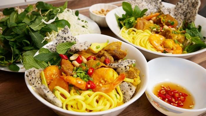 Mì Quảng - món ngon miền Trung ăn là mê