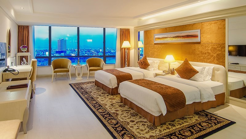 Khách sạn trong Voucher Hà Nội Đà Nẵng