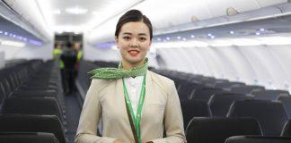 Dịch vụ giải trí trên máy bay Bamboo Airways