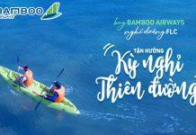 Siêu khuyến mãi Combo kỳ nghỉ thiên đường từ Bamboo Airways