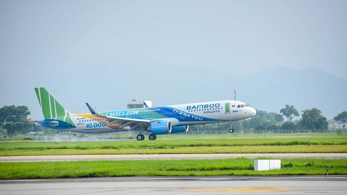 Lịch bay Bamboo Airways Hà Nội Đài Loan mới nhất