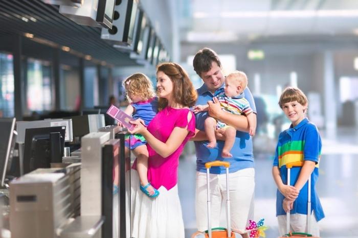 Quy định giấy tờ cho trẻ em của Bamboo Airways