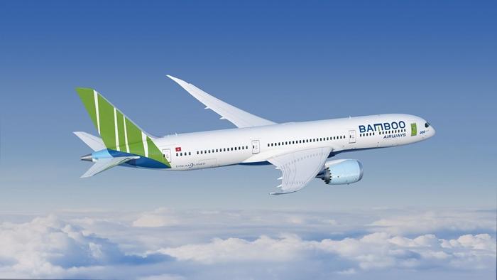 Dịch vụ vận chuyển cành mai, cành đào Tết 2020 Bamboo Airways