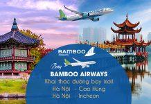 Đường bay Hà Nội – Incheon