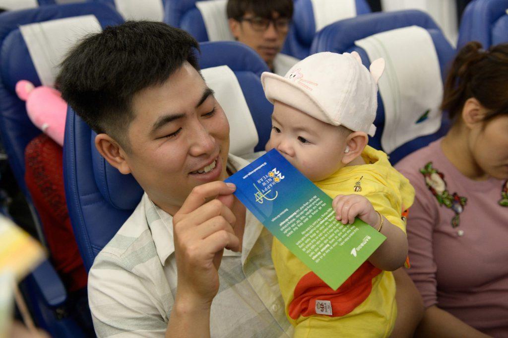 Khuyến mãi bay cùng Bamboo Airways rước chuột vàng 9999