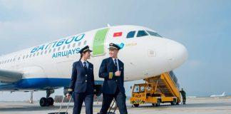 Lịch khai thác đường bay nội địa Bamboo Airways đến 30/4