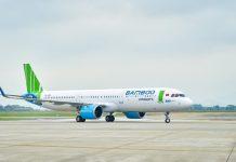 Bamboo Airways thực hiện chuyến bay đưa công dân Anh về nước