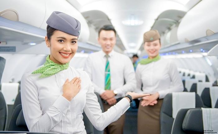 Bay vô tư cùng Bamboo Airways với giá vé chỉ từ 48.000 VND