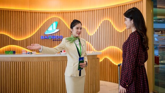 """Bamboo Airways khuyến mãi """" Hè rực rỡ ưu đãi như mơ"""" chỉ 45.000 VND"""