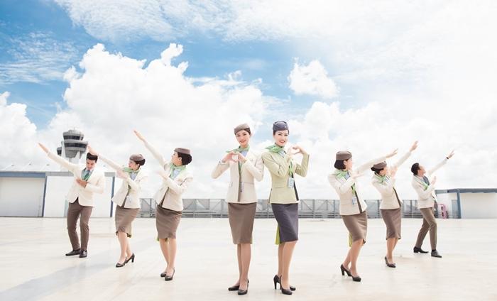 Bamboo Airways khuyến mãi triệu vé máy bay mừng tuổi mới