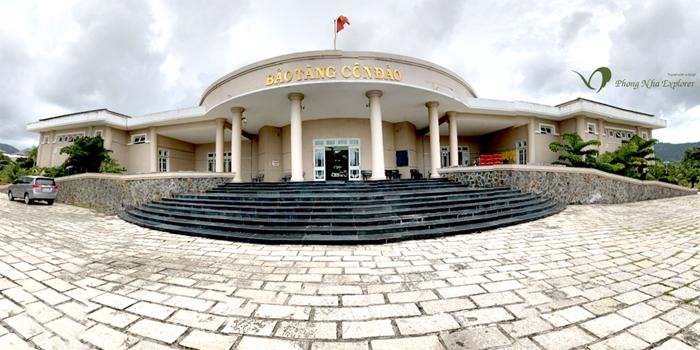Bảo tàng Côn Đảo nơi gìn giữ các giá trị lịch sử