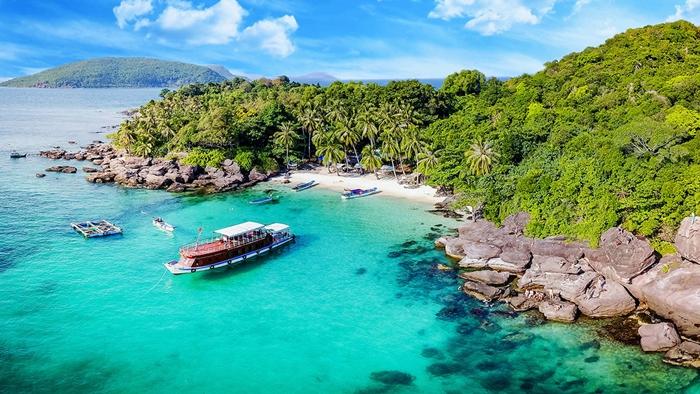 Bamboo Airways góp phần kết nối đẩy mạnh du lịch Côn Đảo