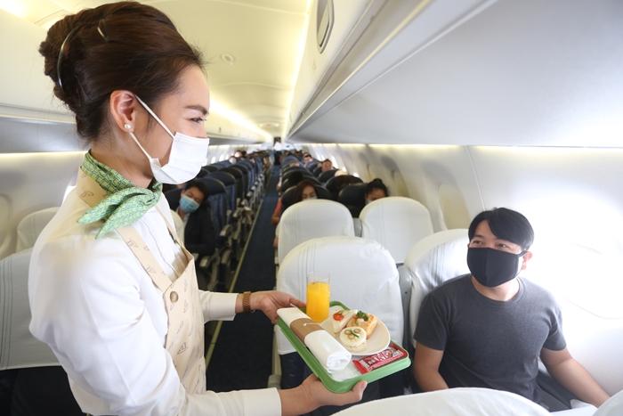 Tìm hiểu dịch vụ tiện ích trên chuyến bay đến Côn Đảo từ Hà Nội