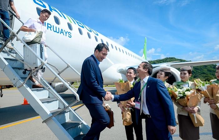 Tìm hiểu dịch vụ tiện ích trên chuyến bay Hà Nội đến Côn Đảo