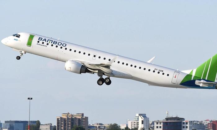 Tìm hiểu dòng máy Embraer 195 khai thác chuyến bay đi Côn Đảo