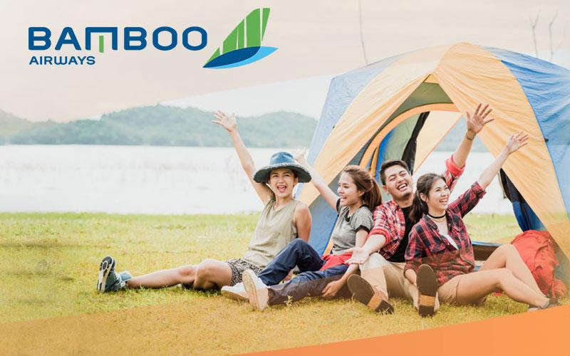 Khuyến mãi combo vi vu mùa đông chỉ từ 4.260.000 VND Bamboo Airways