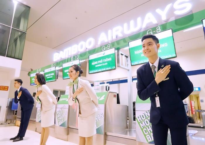 Khuyến mãi cuối tuần tuyệt vời Bamboo Airways giảm 20% giá vé