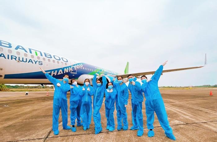 Bamboo Airways mở bán vé máy bay Hàn Quốc về Việt Nam ngày 13/04
